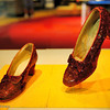 Dorothy's ruby slippers (1938)<br /> American History Museum