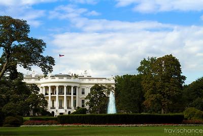 1600 (aka the White House)