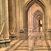 National Cathedral - North Walkway