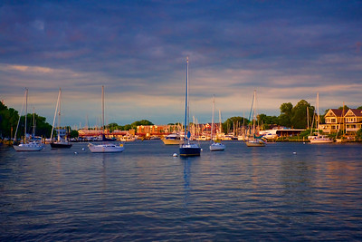 Harbor view - Annapolis, Maryland