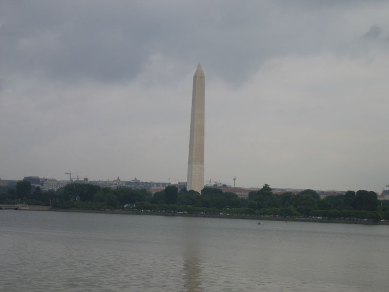 Potomac River / Washington Monument