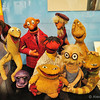 Original Jim Henson's Muppets at the American History Museum.