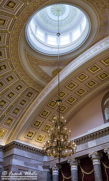 Old Senate Chambers, US Capital