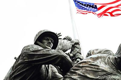 Iwo Jima Memorial (Arlington, VA)