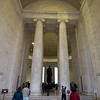 Moonlight Monument Tour. Jefferson Memorial.
