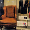 Archie Bunker's chair, Bob Dylan's jacket<br /> American History Museum