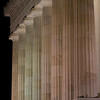 Moonlight Monument Tour. Lincoln Memorial.