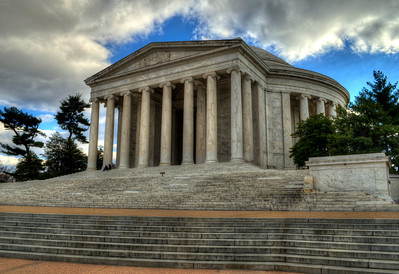 Thomas Jefferson Memorial (c) 2013 Karin Markert, all rights reserved.