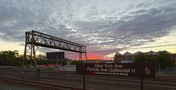 Florida Ave Sunrise-