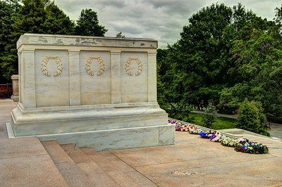 Tomb of the Unknown Soldier, Arlington National Cemetery. (c) 2013 Karin Markert, all rights reserved.