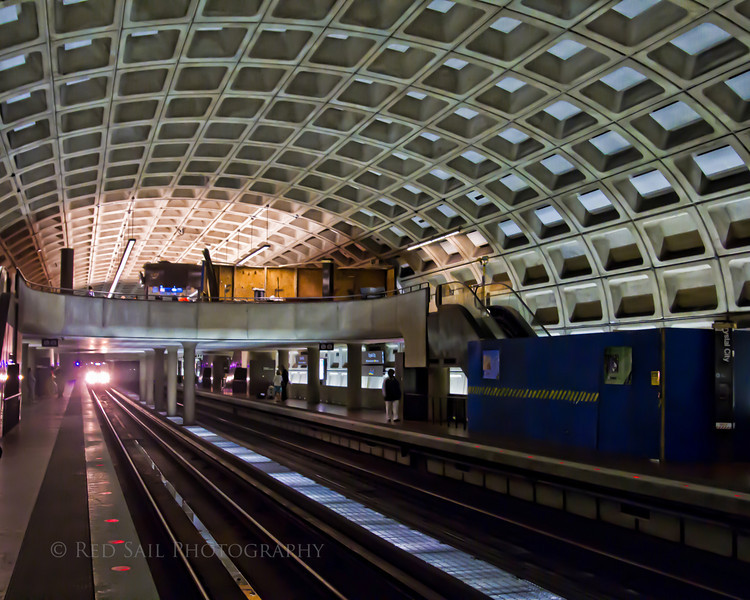 Washington Metro Station