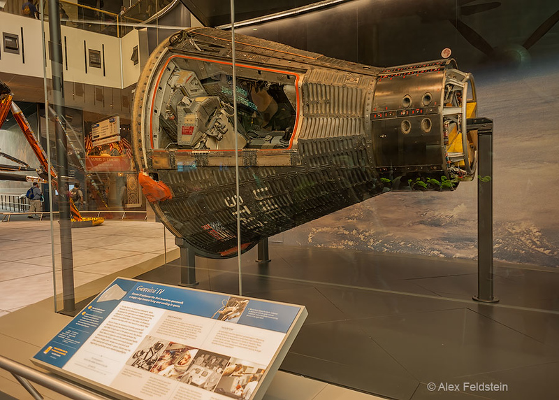 Gemini IV<br /> AIr & Space Museum