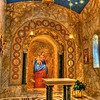 Prayer Room at the Basilica of the National Shrine of the Immaculate Conception - DC