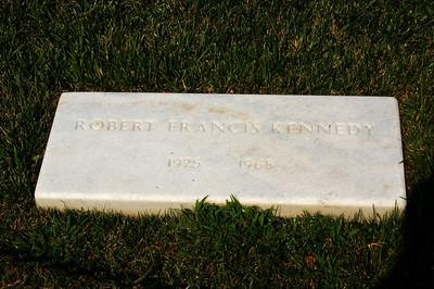 Robert F. Kennedy Tombstone