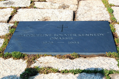 Jacqueline Kennedy Tombstone