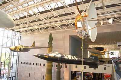 Early Rocket Planes