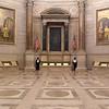 USA Washington DC The National Archives Rotunda Constitution