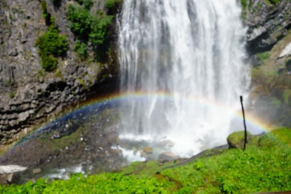 2017 07 01 Carter Falls Rainier Hike