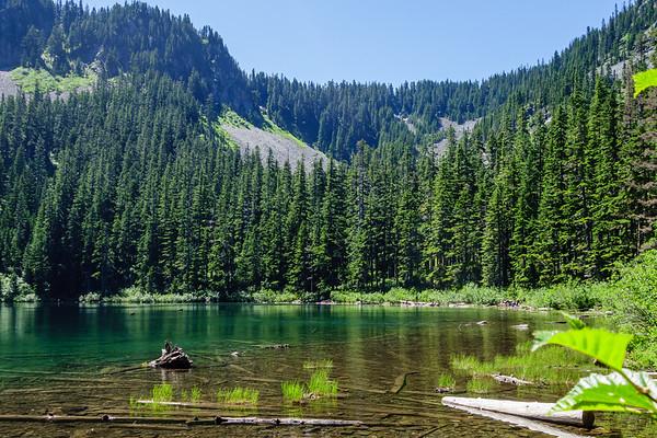 2017 07 15  Annette Lake Hike