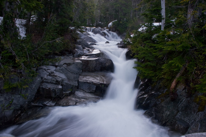 Flowing From Mt Rainier-9577