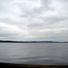 Lake Washington from the bus