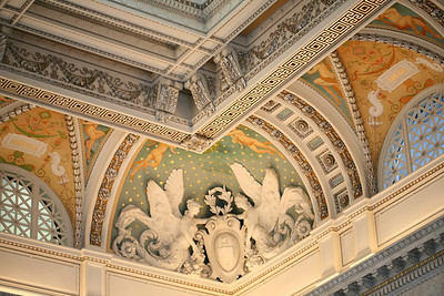 Library of Congress, Washington DC  The Library of Congress, instituted in 1800, is the research library of the United States Congress, de facto national library of the United States of America, and the oldest federal cultural institution in the United States. It is the largest library in the world by shelf space and number of books.