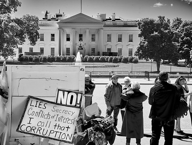 May 6-8 2017- Washington, D.C.  Scenes of Washington The Mall White House Monuments The Hirshorn The Renwick The Air and Space Museum American History Museum  Credit: Robert Altman