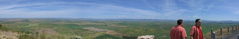 Steptoe Butte panorama