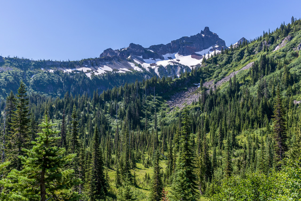 Unicorn Peak, Tatoosh Range