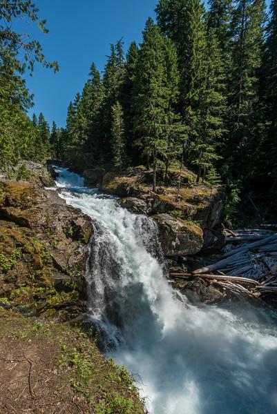 Silver Falls, Mount Rainier National Park
