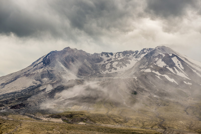 Mount Saint Helen from Johnston Ridge