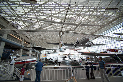 Museum of Flight 2011-2015-2