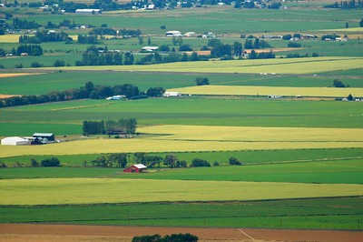 View of the Yakima Valley