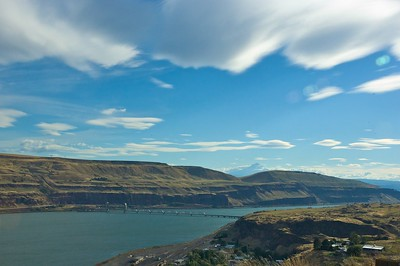 A beautiful day in the Columbia Valley