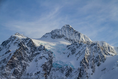An image of Mt Shusksan in the North Cascade Mountains