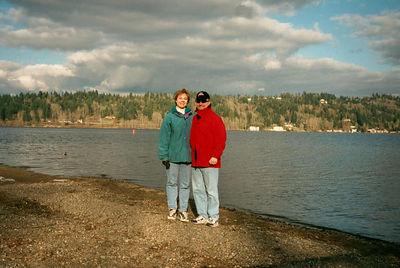 Lake Sammamish.
