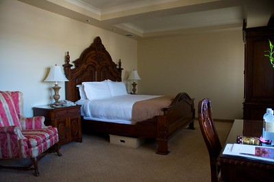 A room at the Davenport
