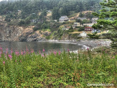 Bowman Bay beach cottages