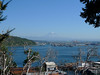 View of Mount Rainier and Tacoma Harbor - Tacoma, Washington<br /> ©2009 Thomas Stanzale. All rights reserved.