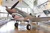 Curtiss P-40C Tomahawk. This fully restored aircraft was recovered from it's WWII crash site in Russia. She is the only flying example of an original P-40C remaining.