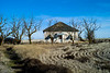 Abandoned farmhouse east of Moses Lake