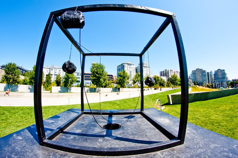 Olympic Sculpture Park, Seattle, WA