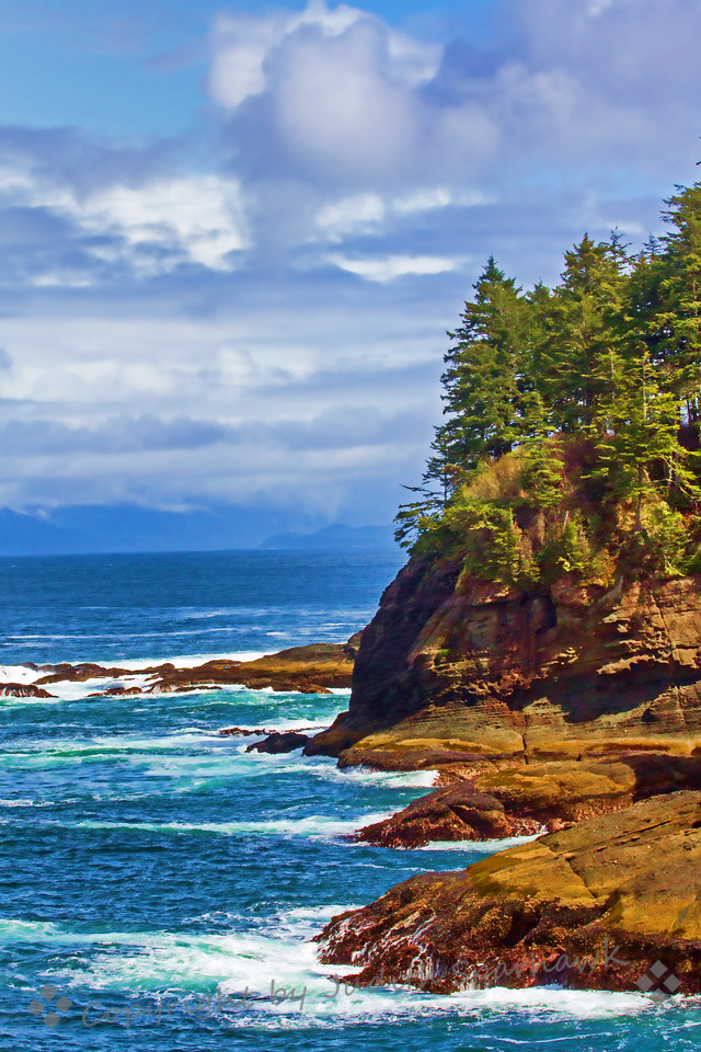 View from Cape Flattery