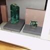 huge gems... aquamarine to be exact. my birthstone.