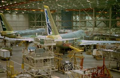 A 747 Finally Assembly