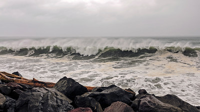 Waves in Westport
