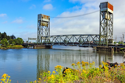 Riverside Avenue Bridge, Hoquiam, Washington