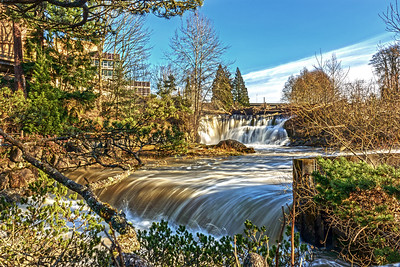 Tumwater Falls Watershed Park, Olympia, Washington