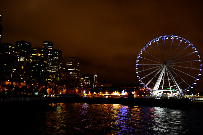 Professional Skyline Photography