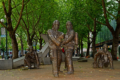 Seattle Firefighter Memorial